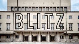 Blitz: Vegetarisches Restaurant & Electro-Club mit zwei Floors