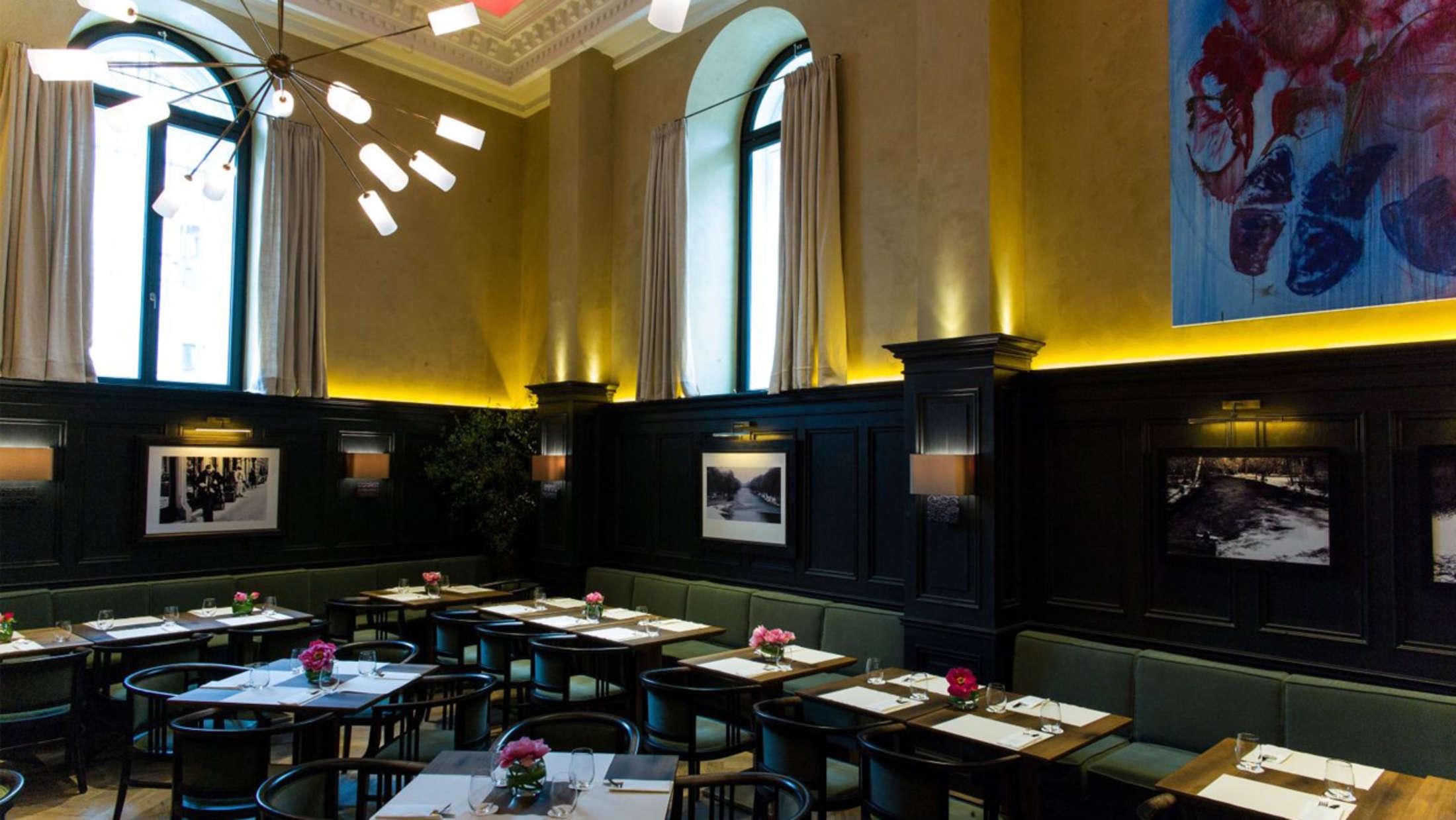 Kuffler Suite München- Neue Bar mit toller Terrasse