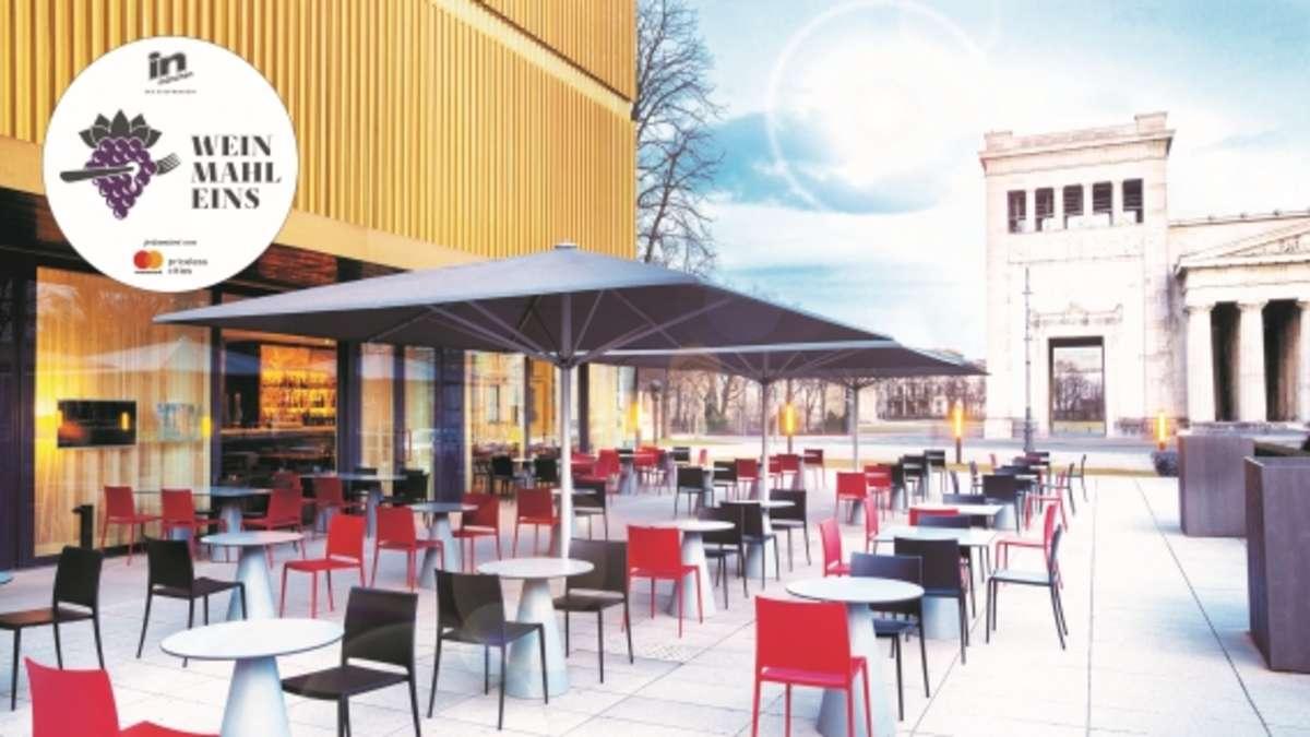 Weinmahleins: KunstvollerGenuss im Restaurant Ella München ...