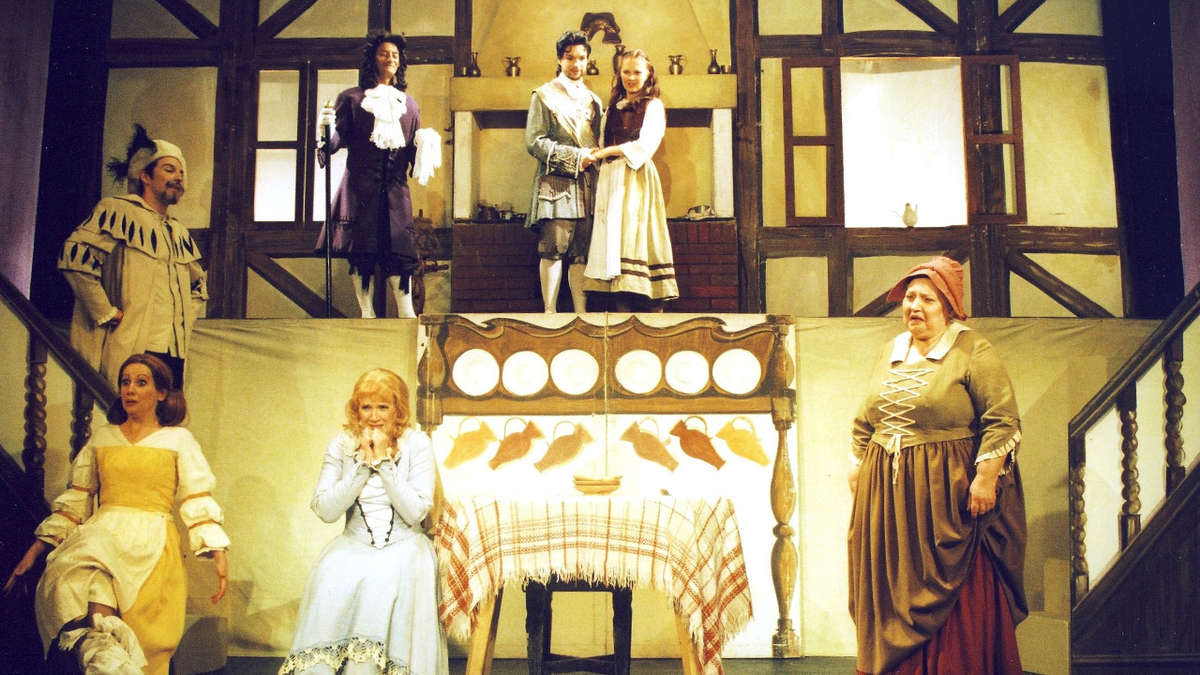 Aschenputtel Im Münchner Theater Für Kinder Insights