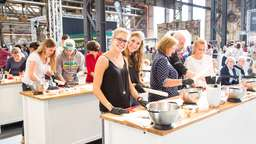 eat&STYLE Food-Festival 2018