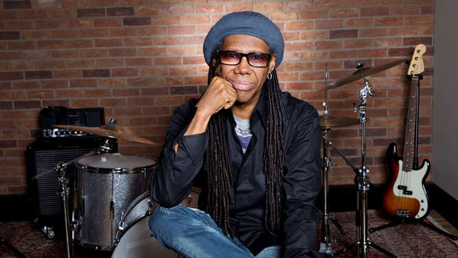 Nile Rodgers & CHIC in der Tonhalle