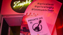 So war unser Private Gig mit Claudia Koreck