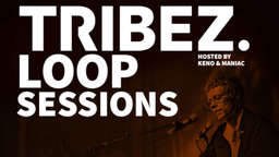 TRIBEZ. Loop Sessions featuring Jesper Munk am 11.10. im Ampere