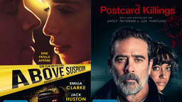 The Postcard Killings und Above Suspicion fürs Heimkino