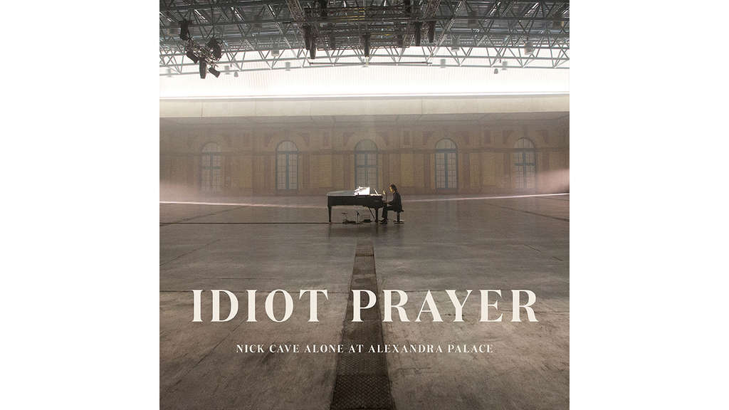 Plattentipps Nick Cave - Idiot Prayer: Nick Cave Alone At Alexandra Palace