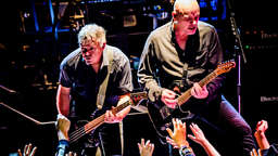 The Stranglers am 24. November 2021 in der Muffathalle