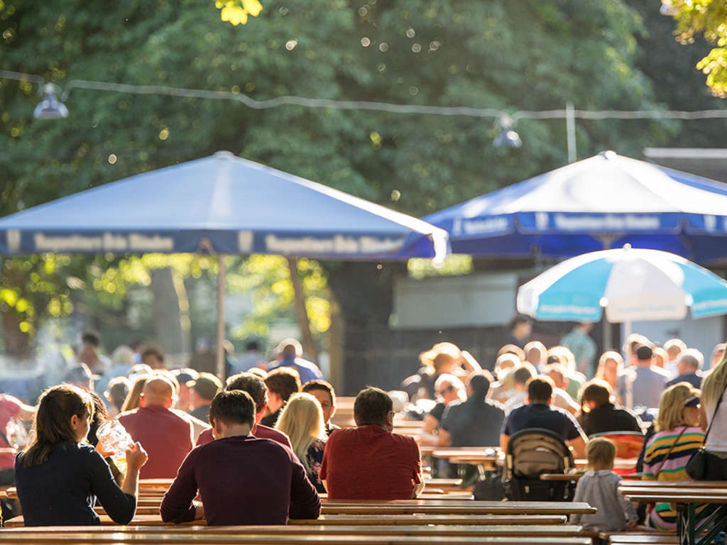 Biergarten Terrassen Und Schanigarten Die Gastronomie Macht Wieder Auf Gastro